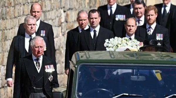 Las claves del protocolo del funeral de Felipe de Edimburgo