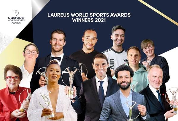 Organización de eventos virtuales: el caso de los Premios Laureus